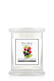 Berry Burst Classic Candle Midi Jar