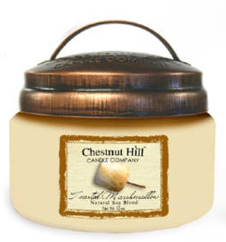 Chestnut Hill Toasted Marshmallow  2 wick Candle 284 Gr