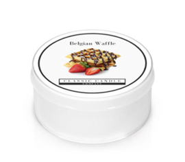 Belgian Waffle Classic Candle MiniLight