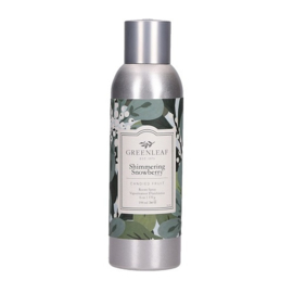 Shimmering Snowberry Room Spray Greenleaf