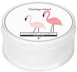 Flamingo Island Classic Candle MiniLight