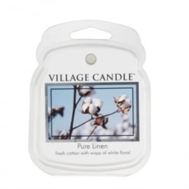 Pure Linen Village Candle Wax Melt 1 Blokje