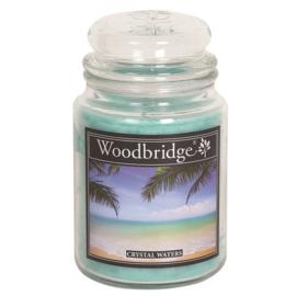 Chrystal Waters Woodbridge Apothecary Scented Jar  130 geururen