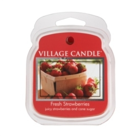 Fresh Strawberries  Village Candle Wax Melt