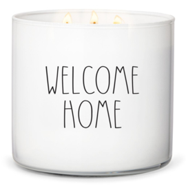 Butter Cake - Welcome Home  Goose Creek Candle  3 Wick Tumbler