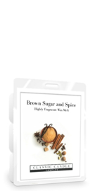 Brown Sugar and Spice   Classic Candle Wax Melt