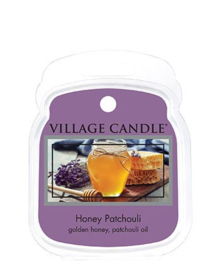 Honey Patchouli Village Candle  Waxmelt