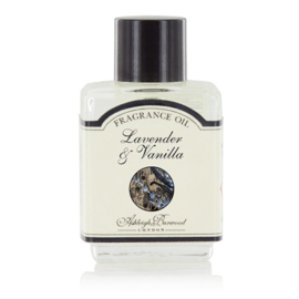 Lavender & Vanilla  Ashleigh & Burwood Geurolie voor je geurbrander