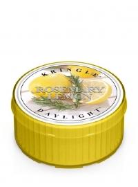 Rosemary lemon Kringle Daylight Candle