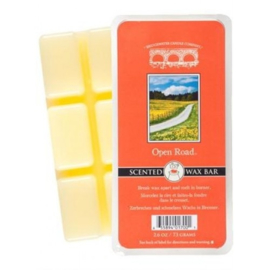 Open Road Bridgewater Candle Company Wax melt 1 Blokje