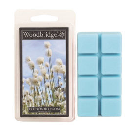 Cotton Blossom Scented Wax Melts  Woodbridge 68 gr