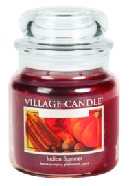 Village Candle Indian Summer Medium   105 Branduren