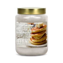 Fluffy Pancake Goose Creek Candle Today is your Day