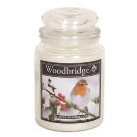 Woodbridge geurkaarsen en Wax melts