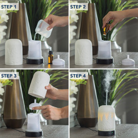 Candle Warmers Airome Northern Lights Diffuser