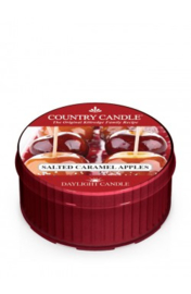 Salted Caramel Apples Country Candle  Daylight