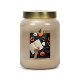 Ghost Stories Goose Creek Halloween Candle  150 Branduren
