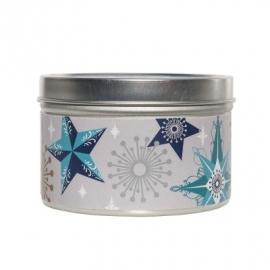 Greenleaf Candle Tin