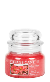 Velvet Petals Village Candle  Jar Small  55 Branduren