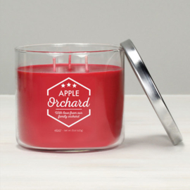 Apple Orchard Elixer Candle 3 Wick Tumbler