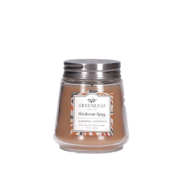 Heirloom Spice Greenleaf  Petite Candle
