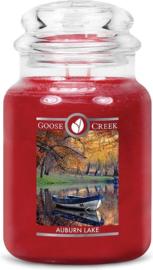 Auburn Lake Goose Creek Candle® Large 150 Branduren