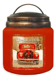 Chestnut Hill  Christmas in the country  2 wick Candle 450 Gr