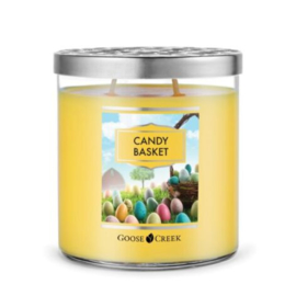 Candy Basket  Goose Creek 2 Wick Candle 453 gram