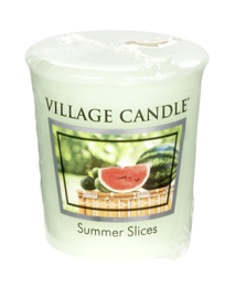 Summer Slices  Village Candle Premium (61g) Votive
