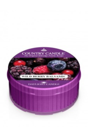Wild Berry Balsamic Country Candle   Daylight