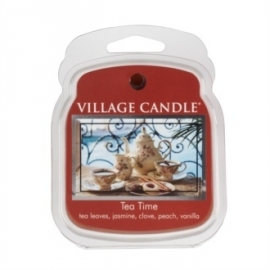 Tea Time Village Candle 1 Wax Meltblokje