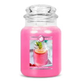 Pink Lemonade Goose Creek Candle® Geurkaars Large 150 Branduren