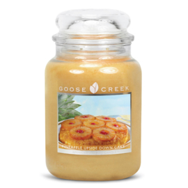 Pineapple Upside Down Cake Goose Creek Large Jar