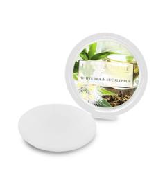 Witte thee & Eucalyptus  Heart & Home  Wax Melt
