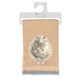 Wrendale  Designs Sheep Winter Sjaal The Woolly Jumper