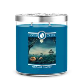 Moonlit PumpkinGoose Creek Candle®  453g Halloween Limited Edition