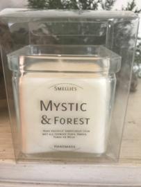 Mystic & Forest Smellies geurkaars  50 Branduren