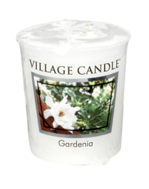 Gardenia Village Candle Premium (61g) Votive