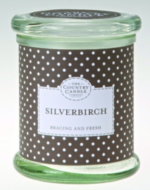 The Country Candle Company  Silverbirch Medium Jar