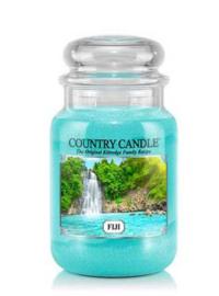 Fiji Country Candle Large Jar 150 Branduren