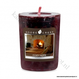 Cozy Home Goose Creek Candle Votive Geurkaars