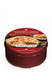 Warm Apple Pie Country Candle   Daylight