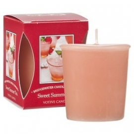 Sweet Summer Tea Bridgewater Votive Geurkaars 15 Branduren