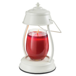 Candlewarmers  Hurricane  Lantaarn 25 watt Wit