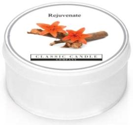 Rejuvenate  Classic Candle  MiniLight
