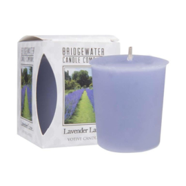 Lavender Lane Bridgewater Votive Geurkaars 15 Branduren