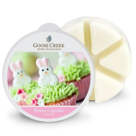 Bunny Cupcakes Goose Creek 1 Wax Melt Blokje