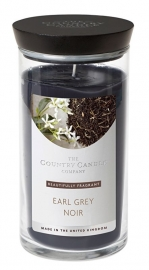 Earl Grey Noir  Country Candle Medium jar