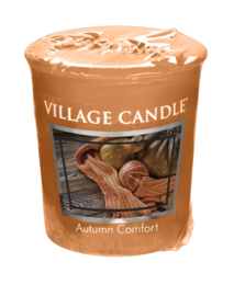 Autumn Comfort Village Candle  Premium (61g) Votive