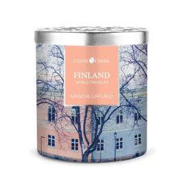 Magical Lapland Goose Creek Candle Finland World Traveler  453 gram